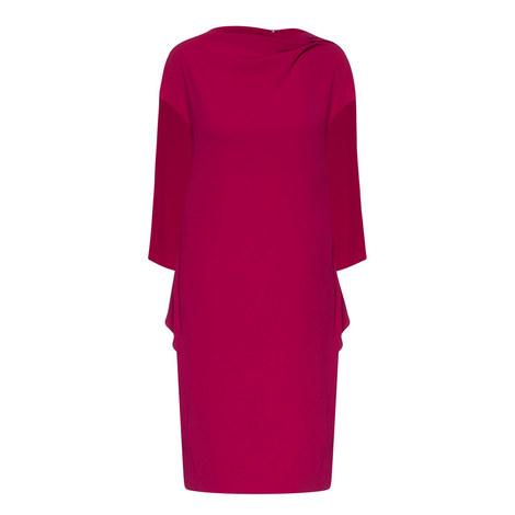 Danepi Crepe Dress, ${color}