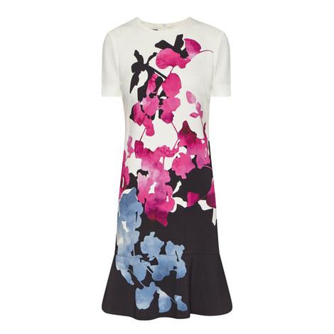 Dejaninata Printed Dress, ${color}