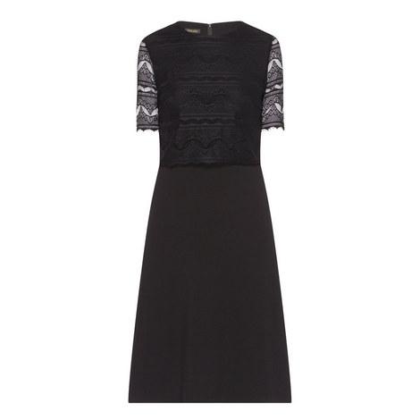 Ebekka Short Sleeve Dress, ${color}