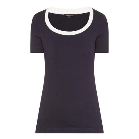 Esomara Short-Sleeved Top, ${color}