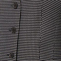 Micro-Square Pattern Jacket, ${color}