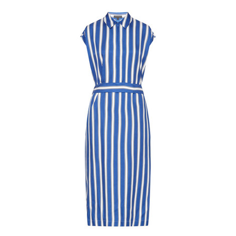 Dras Striped Dress, ${color}