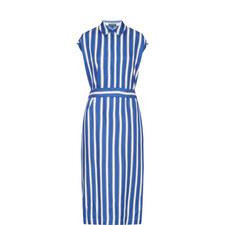 Dras Striped Dress