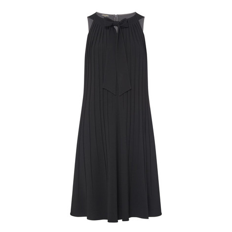 Drena Pleated Dress, ${color}