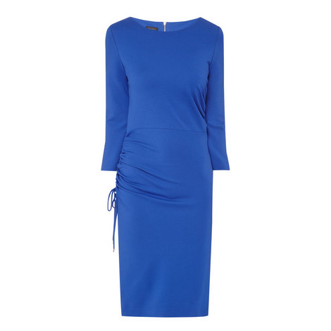 Duqua Jersey Dress, ${color}