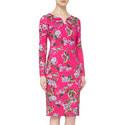 Dorikes Floral Pencil Dress, ${color}