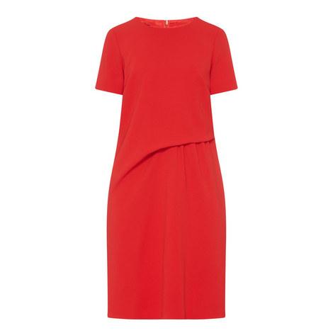 Davine Short Sleeve Dress, ${color}