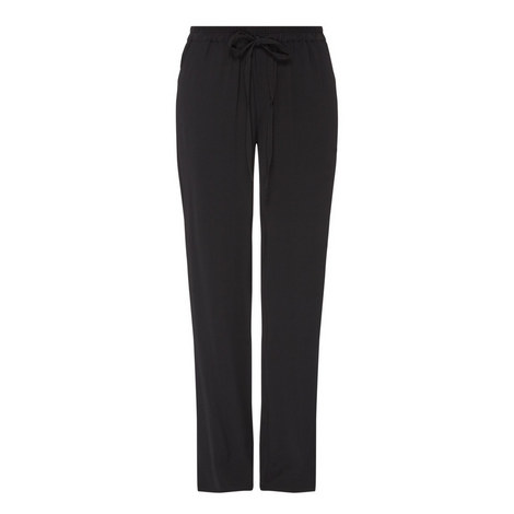 Elasticated Drawstring Trousers, ${color}