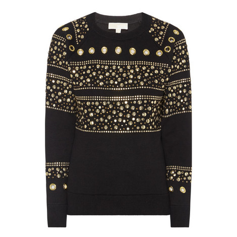 Studded Sweater, ${color}