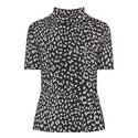Leopard Lurex Top, ${color}
