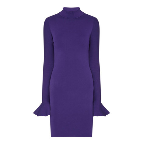 Iris Bell Sleeve Dress, ${color}