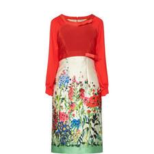 Fleur Floral Dress