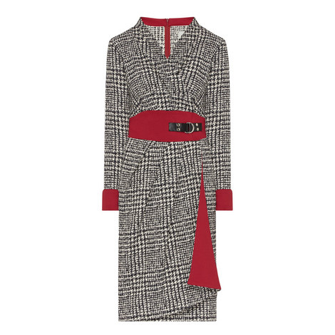 Eve Mock Wrap Dress, ${color}