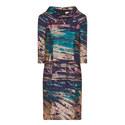 Skai Half-Sleeve Dress, ${color}