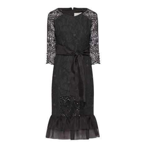 Lilou Round Neck Dress, ${color}
