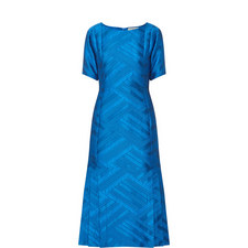 Jennifer Drop Waist Dress