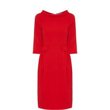 Lorelei Crepe Dress