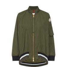 Reblochon Asymmetric Hem Jacket