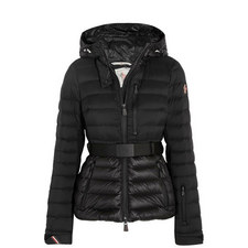 Bruche Hooded Ski Jacket
