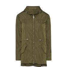 Lotus Lace Trim Jacket