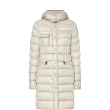 Hermine Long Hooded Coat