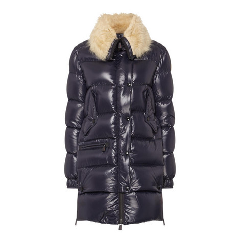 Saint Gervais Quilted Coat, ${color}