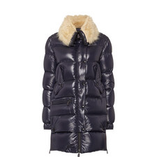 Saint Gervais Quilted Coat