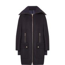 Acanthus Layered Coat