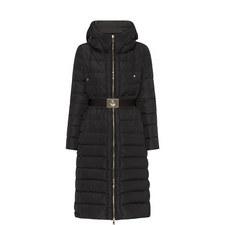 Imin Longline Puffer Coat