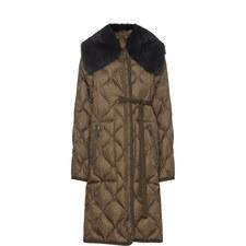Ceanothu Shearling Coat