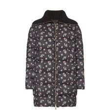 Laburnum Floral Long Jacket