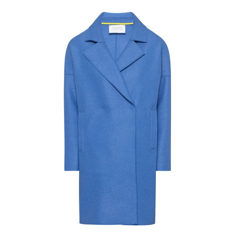 Double Breasted Virgin Wool Coat, ${color}