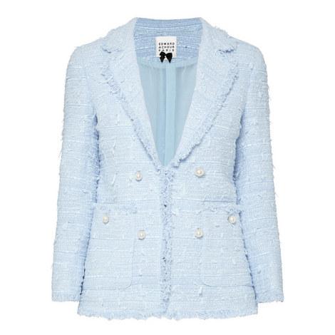 Tweed Blazer, ${color}