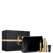 Touche Eclat & Luxurious Mascara Christmas Set