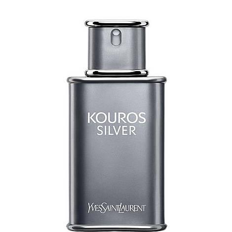 Kouros Silver Eau De Toilette Spray 100ml, ${color}