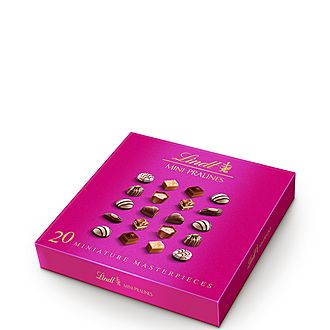 Mini Pralines Box 100g
