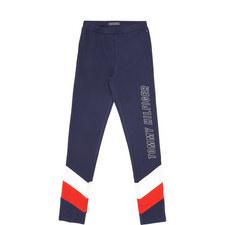 Colour-Block Leggings