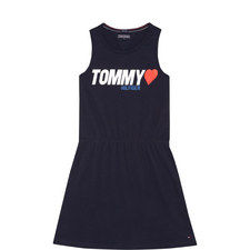 Sleeveless Tommy Dress