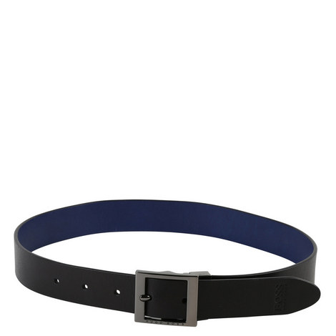 Reversible Leather Belt, ${color}