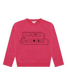 Slogan Sweatshirt Kids