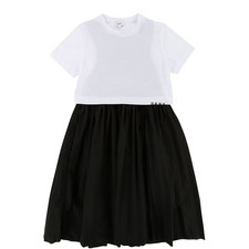 T-Shirt Pinafore Dress Teens