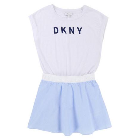 T-Shirt Dress Teens, ${color}