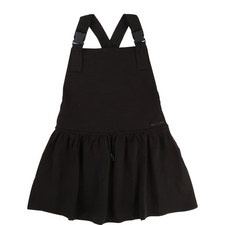 Drawstring Pinafore Dress Teens
