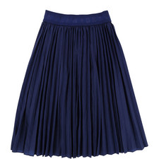 Flared Pleated Skirt Teens