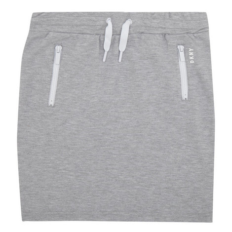 Logo Sweat Skirt, ${color}