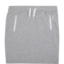 Logo Sweat Skirt