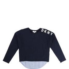 Oxford Stripe T-Shirt Teens
