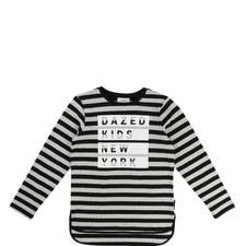 Dazed Stripe T-Shirt Kids