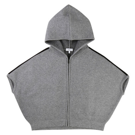 Hooded Knit Jacket Kids, ${color}