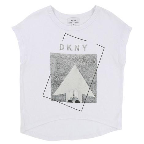 Canvas Print T-Shirt Teens, ${color}